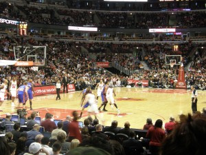 Chicago Bulls Feb 16, 2010